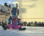 Fiesta en Infonavit, lucha libre 26
