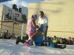 Fiesta en Infonavit, lucha libre 31