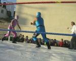Fiesta en Infonavit, lucha libre 8