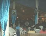Fiesta en iNFONAVIT, otra vista de los asistentes a misa