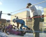 Fiesta en Infonavitr, lucha libre 28
