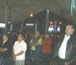 Fiesta patronal en honor de la Virgen del Rosario