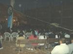 Fiesta patronal en I nfonavit, asistentes a misa