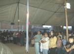 Fiesta patronal en Infonavit, asistencia a la celebración