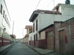 Virgen de la Esperanza. Calle de Ario donde  el Colegio América, 1