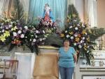 Virgen de la Esperanza en Ario-8 Carmela Guti+®rrez