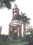Virgen de la Esperanza. Parroquia de Santa Mónica