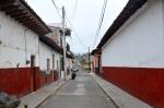 Ario, una de las calles del pueblo