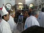 Llegan los obispos auxiliares de Morelia, oriungos de La Piedad, Carlos Suárez Cázares y Juan Espinoza Jiménez