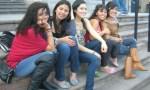Florecitas en La Piedad, 24. Desde Arandas, de visita en La Piedad, Cristina Brenda, Sarai, Alejandra y Madelein